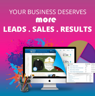 Get more leads sales and results