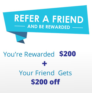refer a friend and earn money