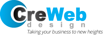 CreWeb Design - Taking your Business to New Heights